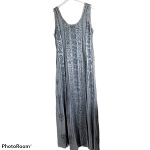 Braya Exclusives Vintage maxi dress